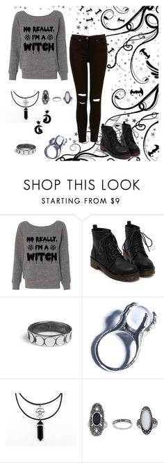 """Happy Halloween "" by abecic ❤ liked on Polyvore featuring mode, Kill Star et Topshop"