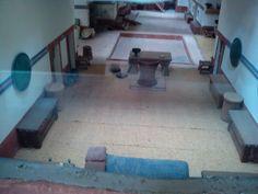 Casa romana. Museo de la Civilización