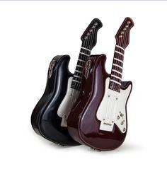 Japanese Harajuku Lolita Cosplay Stradivarius Bag Guitar Rock Bag College Girl Cross Body Bag