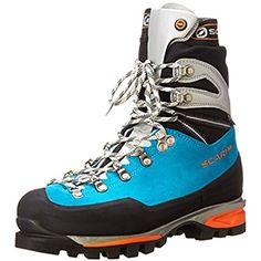 Women s Mont Blanc Pro GTX Mountaineering Boots  Outdoor Cool Boots f6916dc7c7a