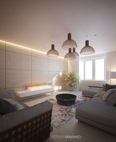 Фото — Trick — Design of apartments
