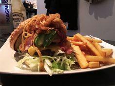 The Miami Beach Burger vom El Chanti Deli überzeugt mit kreativen Zutaten!