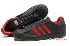 detailed look c2730 65883 Superior Materials Super Black Red Undoubtedly Choice Womens Sport Adidas  Superstar 35th Anniversary TopDeals, Price   75.71 - Adidas Shoes,Adidas  Nmd ...