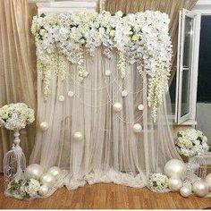 50 Amazing Wedding Backdrop (10)