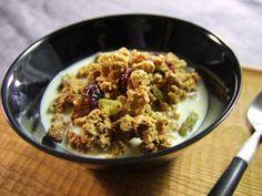 グラノーラレシピ 講師はなかしま しほさん|使える料理レシピ集 みんなのきょうの料理 NHKエデュケーショナル