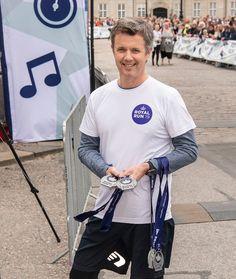 Prince Frederik Of Denmark, Danish Royal Family, Danish Royals, This Man, Mary, Sporty, Mens Tops, Fashion, Royals