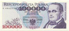 100000 Zlotych 1993 (Moniuszko)