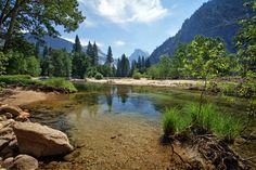 Jade River - Yosemite Valley by Gavin Hardcastle, via 500px