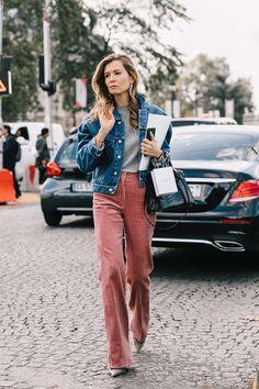 Street Style #PFW / Día 8 Foto: © Diego Anciano / @collagevintage2