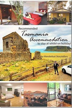 Ultimate West Coast Australia Road Trip Itinerary A list of recommended places to stay on your Road-Trip around Tasmania in Australia! These are places we stayed at and loved them! :) Hoping to make the planning stage easier for others by sharing… Coast Australia, Western Australia, Australia Travel, Visit Australia, Tasmania Road Trip, Tasmania Travel, Travel Oz, Travel Tips, Travel Advise