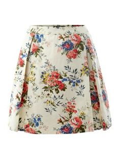 Therapy Floral pleat skirt Multi-Coloured - House of Fraser