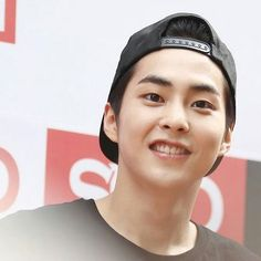 15.07.11 SPAO Fansign Event Xiumin❤ ©owner - - Aww look at xiumin's smile The photo looks like the same as the previous one HAHAHA I just ordered a handsigned exo album omg! Xiumin will sign my name im so excited to get it soon! - -  #xiumin #exo #minseookiee #alwayswithxiuu