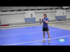 AVCA Video Tip of the Week: Fundamentals of Jump Setting - YouTube