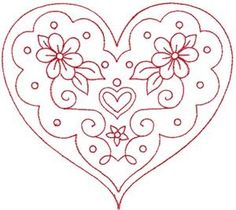 valentine heart | Wedding Day PinsWedding Day Pins