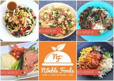 We got dinner covered! Order from 5-9PM  Today's Dinner Menu:  1. Asian Chicken Salad 2. Chicken Carbonara 3. Mushroom Risotto 4. Prime Rib & Asparagus 5. Tex Mex BBQ Chicken  #nimblefoods #foodstagram #fooddelivery #mealdelivery #austin #atx #austinmealdelivery #austinfooddelivery #nomnom #instafood #foodpic #food #foodart #foodie #dinner #fresh #ingredients #salad #protein #vegetarian #healthy #eating #freedelivery #cooking #feedme #atxeats #austineats #keepaustineatin #trueaustin…