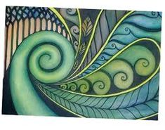Art lessons new zealand maori koru art lesson plan: multicultural art and. Polynesian Art, New Zealand Art, 4th Grade Art, Fourth Grade, Nz Art, Doodles, Maori Art, Maori Patterns, Patterns In Nature