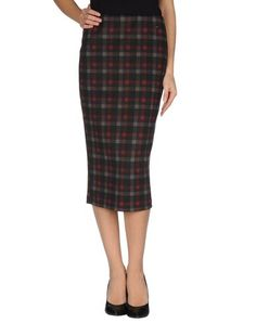 I found this great MADE FOR LOVING 3/4 length skirt for $37 on yoox.com. Click on the image above to get a code for Free Standard Shipping on your next order. #yoox