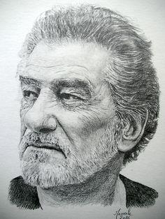 Le portrait de Eddy Mitchell