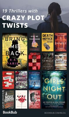 Books with Plot Twists You Won't See Coming You won't see these plot twists coming. This reading list is made up of fantastic twisty thrillers!You won't see these plot twists coming. This reading list is made up of fantastic twisty thrillers! Best Books To Read, I Love Books, My Books, Teen Books, Books To Read In Your Teens, Great Books, Book Club Books, Book Nerd, Book Lists