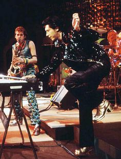 Glam- Andy and Bryan, Roxy Music live Montreux 1973