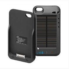 i-Blason 2400 mAh Solar Charger Case