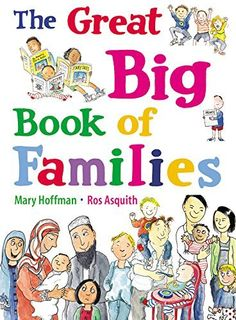The Great Big Book of Families, http://www.amazon.com/dp/1847805876/ref=cm_sw_r_pi_awdm_pBSUvb0PW2AGZ  read this to the little kids!