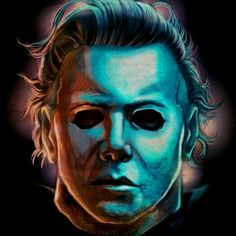 ✝ Michael Myers ✝🔪🔪 Halloween Franchise 🔪 Posted By Michael Myers Drawing, Michael Myers Face, Horror Posters, Horror Icons, Horror Films, Movie Posters, Scary Movie Characters, Scary Movies, Halloween Movies