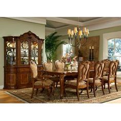 Traviata 7-Piece Dining Set | Nebraska Furniture Mart