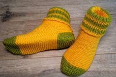 Chaussettes sur 2 aiguilles |