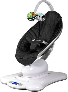 if only I had $200 to spend on a mamaRoo swing.  by far the coolest baby swing I've ever seen