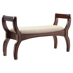 You should see this Seating Bench in Natural Beige on Daily Sales!