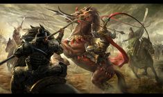 romance of the three kingdoms art