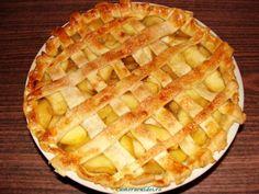 tarta cu mere si scortisoara