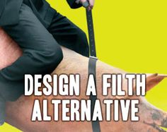 DESIGN A FILTH ALTERNATIVE MOVIE POSTER, A NEW COMPETITION FROM AMP