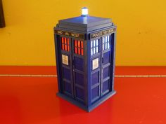 TARDIS Deluxe Kit by countspatula - Thingiverse