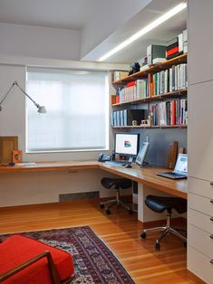 Diseño de Interiores & Arquitectura: 40 Ideas Para Diseñar Tu Oficina En…