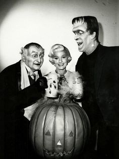 The Munsters, 1964 Oh my gosh, I loved The Munsters
