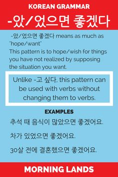 Still in the Chuseok mind, I would like to add another notch to the expression of hope with the verb pattern -았/었으면 좋겠다. Unlike its brother -고 싶다 that expresses wants and wishes, this grammar pattern is used to express hopes and wishes. You needn't worry as this pattern is not that much more difficult than anything you have already seen. #LearnKorean #Korean #한국어