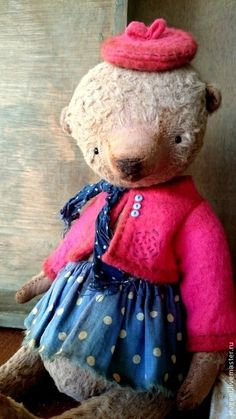 Ms.AUTUMN SONATA - бежевый,винтаж,винтажный стиль,коллекционная игрушка