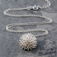 Dandelion Necklace Silver  I want thi s so, so much!!!!!