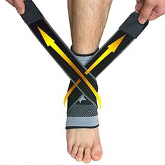 U-pick Adjustable Sport Plantar Fasciitis Sock Sleeve