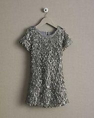 girls confetti dress