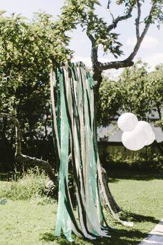 Colorful Oslo Wedding Full of DIY Details   Junebug Weddings