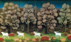 Ivan Generalic - The Marriage of Deer