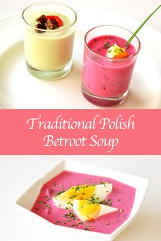 Are you looking for refreshing soup to try this summer? Here it is: Chłodnik Litewski! http://cooking-the-world.com/blog/2017/07/30/polish-cold-beetroot-soup/