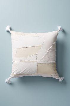 Slide View: 1: Metallic Amelie Pillow