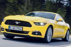 Ford Mustang, la pony car ai raggi X