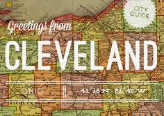 Cleveland native and Navy PR founder, Mary Peffer appreciates all of the assets, features, and... places to visit in Cleveland