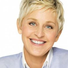 #TheEllenShow, just because she plays dory in finding nemo ! My fave movies everrrr