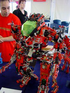 Large Lego Mech